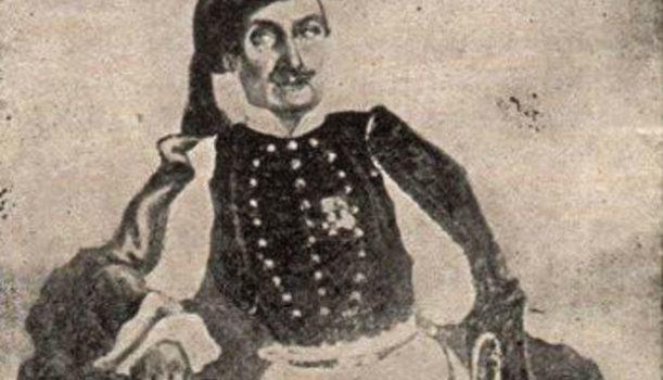 Κωνσταντίνος Κασομούλης