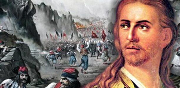 12 Ιανουαρίου 1822: Ηρωικός θάνατος του Ηλία Μαυρομιχάλη στα Στύρα Ευβοίας.